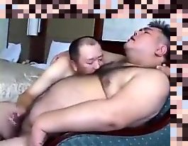 fat gay couple